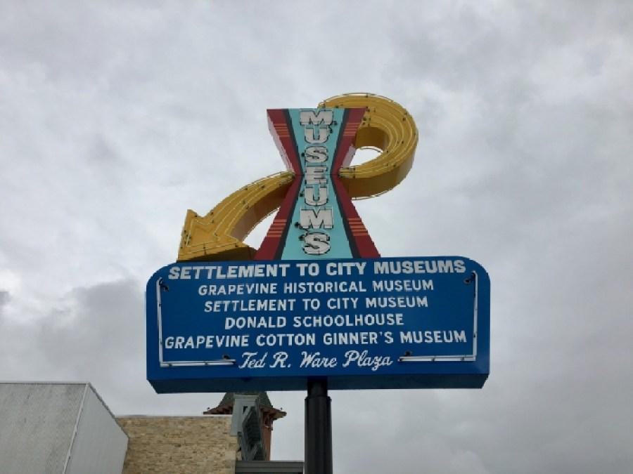 IMG 5209 - Walk through History in Grapevine, Texas