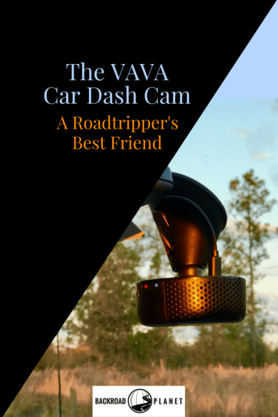 The VAVA Car Dash Cam 4 - The VAVA Car Dash Cam: A Roadtripper's Best Friend