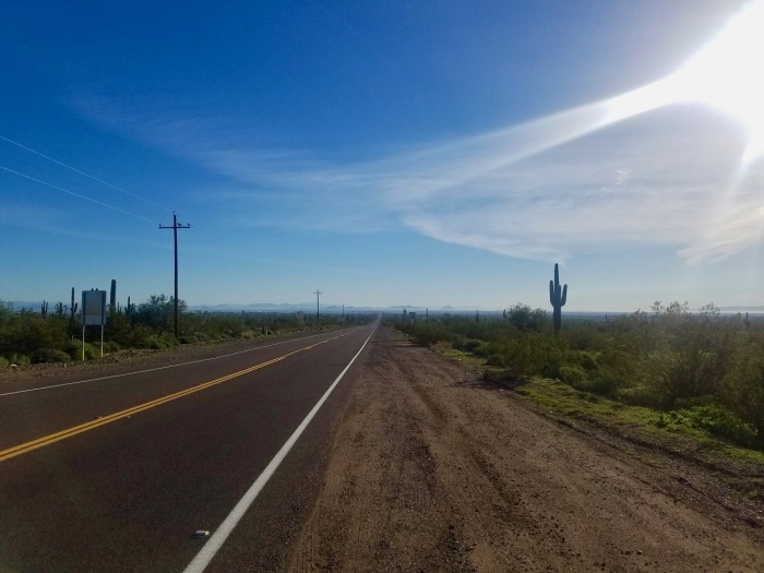 ArizonaWhiteTanksview1300 - A Solo Bike Ride Across the Southern Tier