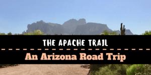 Copy of Pinetop Salt River Canyon Mesa - Phoenix to Tucson to Safford: An Arizona Road Trip