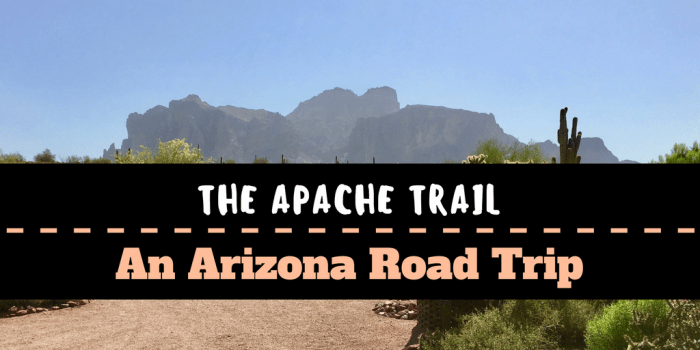 Copy of Pinetop Salt River Canyon Mesa - Happy Trails!: An Arizona Road Trip