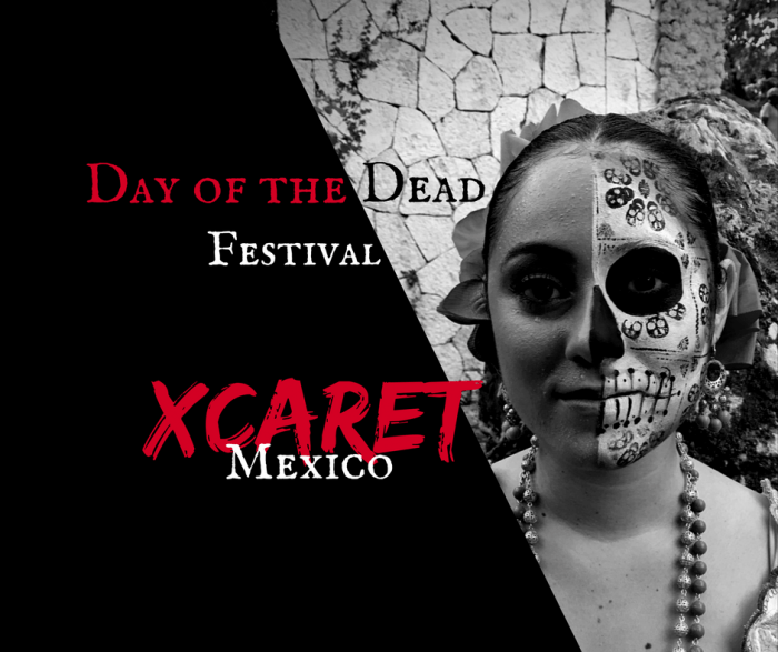 Xcaret Day of the Dead Festival