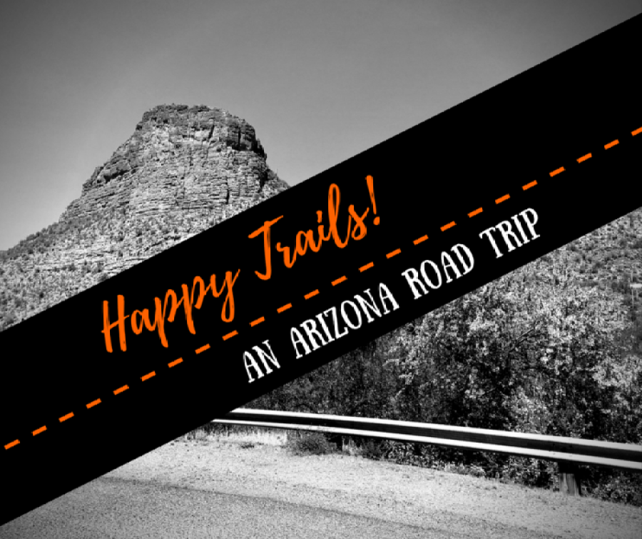 Happy Trails 2 - Explore the Geological and Cultural Diversity of Southeast Arizona