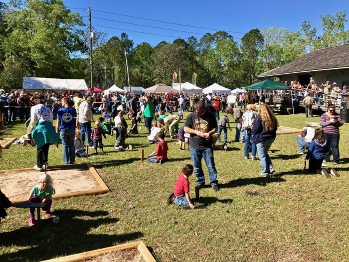 IMG 2918 - Florida Travel: The Sopchoppy Worm Gruntin' Festival