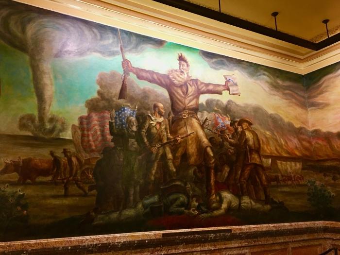 Kansas State Capitol tragic prelude - Explore Civil Rights History in Topeka, Kansas: 5+1 Key Sites