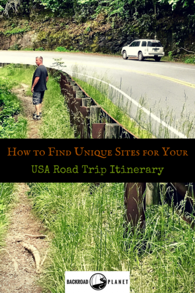 How to Find Unique Sites 4 - How to Find Unique Sites for Your USA Road Trip Itinerary