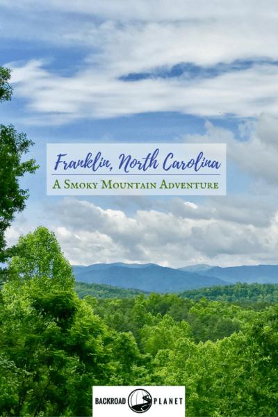 Outdoor Adventure in 4 - Franklin, North Carolina: A Smoky Mountain Adventure