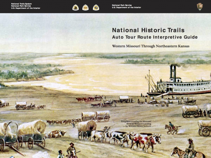 Auto Tour Rte Guide final - Truman Sites & Frontier Trails in Historical Independence, Missouri