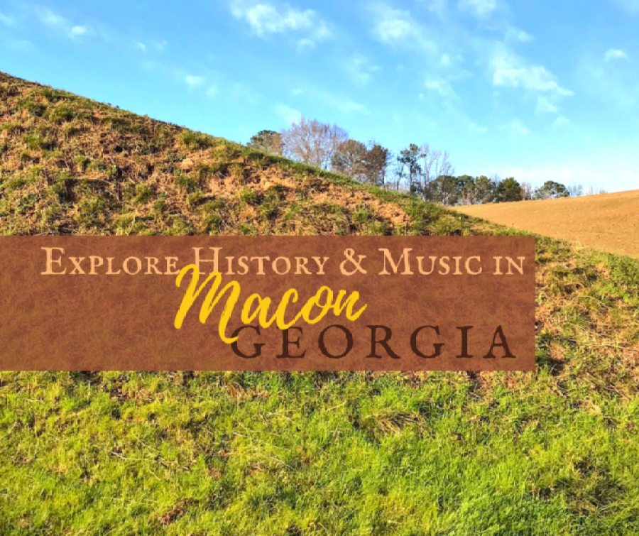 Macon Georgia 2 - Design Your Own Georgia Road Trip | USA