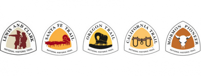 Trail Logos - Truman Sites & Frontier Trails in Historical Independence, Missouri