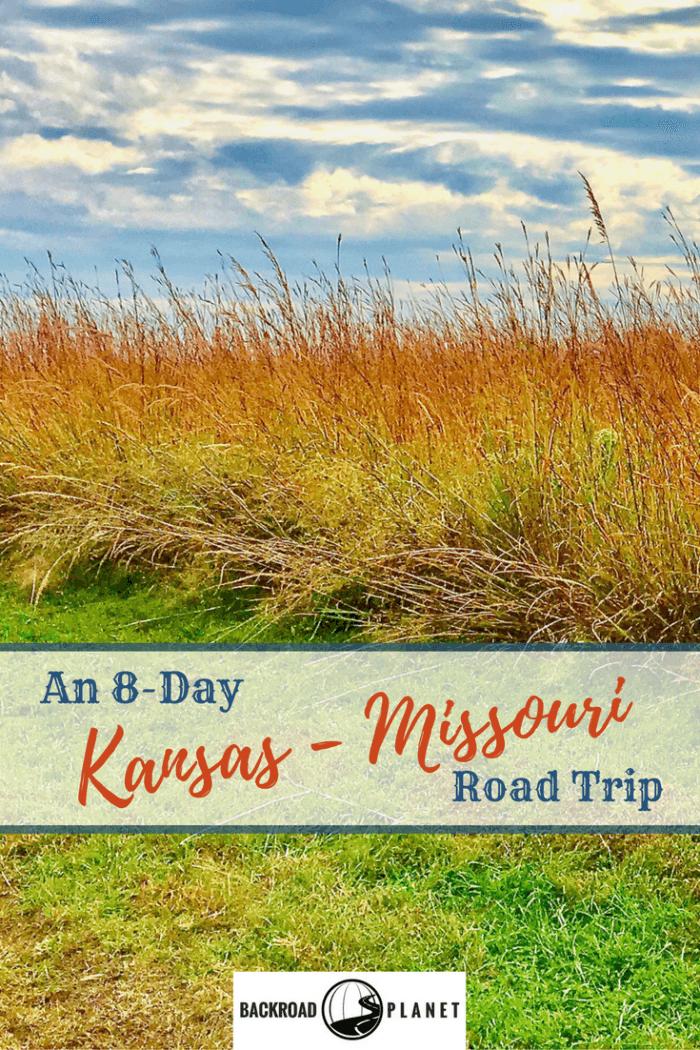 Kansas Missouri 2 - An 8-Day Kansas-Missouri Road Trip