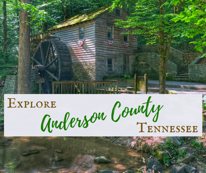 Anderson County 3 - Explore Anderson County, Tennessee