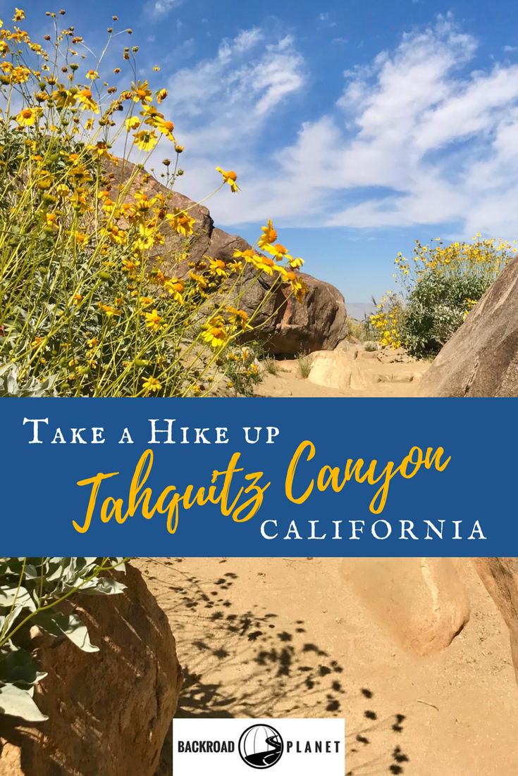 Take a Hike up - Take a Hike up Southern California's Tahquitz Canyon