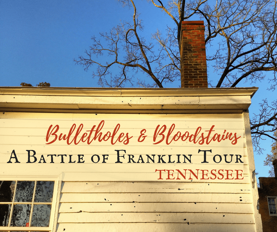 Bulletholes Bloodstains 2 - Design Your Own Tennessee Road Trip
