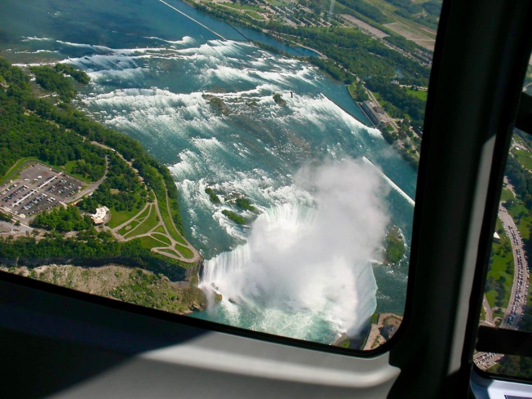 NiagaraFalls Helicopter - The Great Lakes Tour: A Circle Road Trip Itinerary