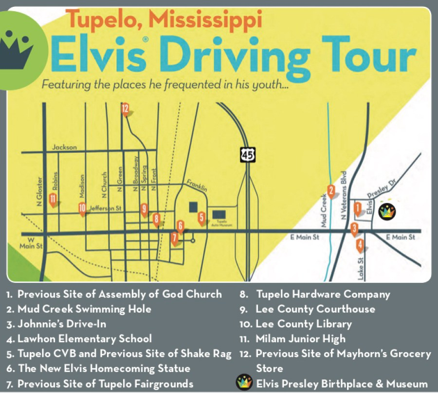 TCVB final - Elvis in Tupelo: Discover The King's Mississippi Roots