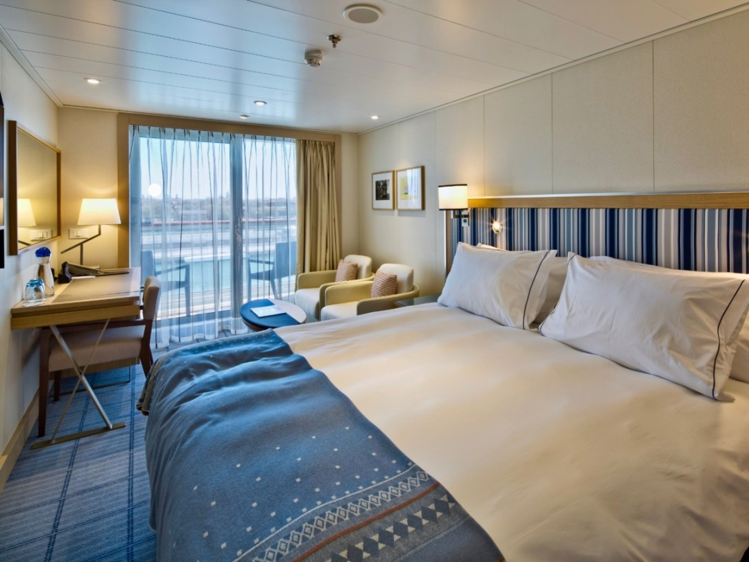 Deluxe Veranda - Viking Ocean Cruises: A Guide for Planning a Voyage of a Lifetime