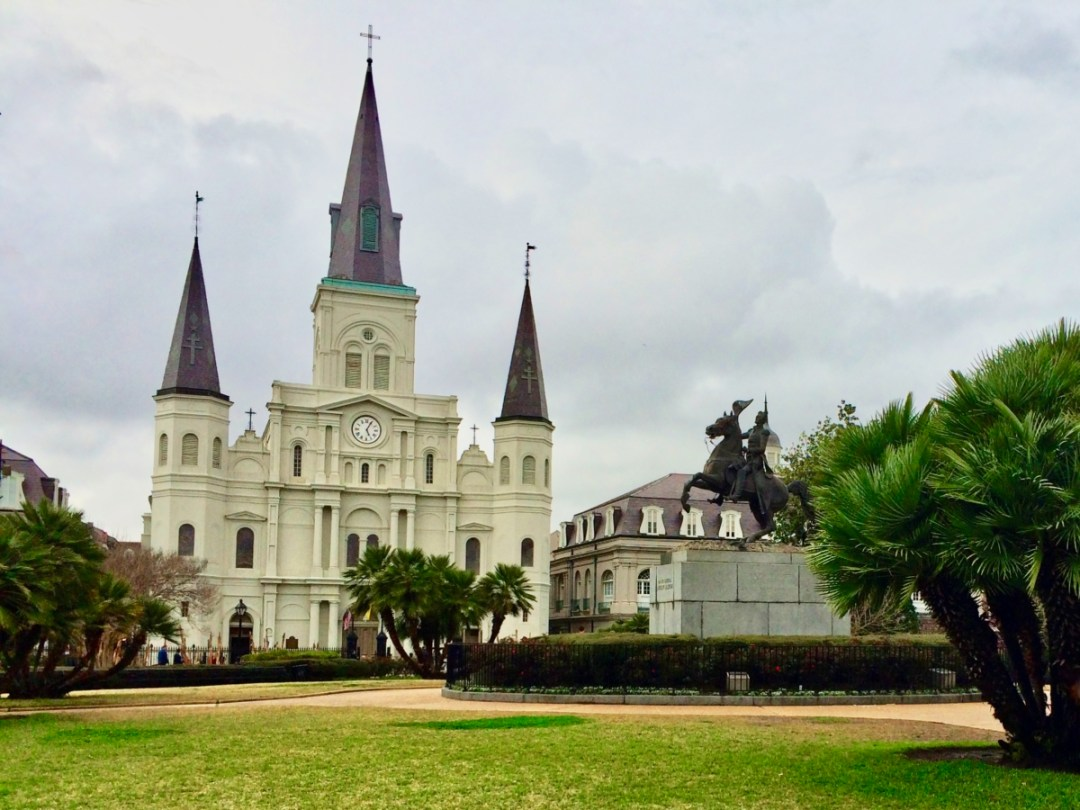 St. Louis Cathedral - Uncover the Secrets of New Orleans Neighborhoods