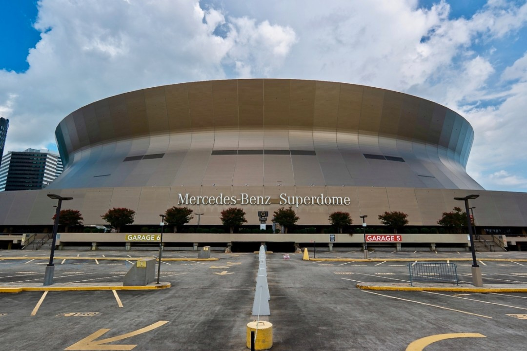 Superdome - Uncover the Secrets of New Orleans Neighborhoods