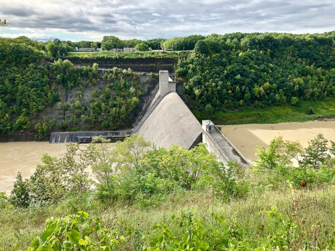 Mt. Morris Dam - Things to Do in Letchworth State Park