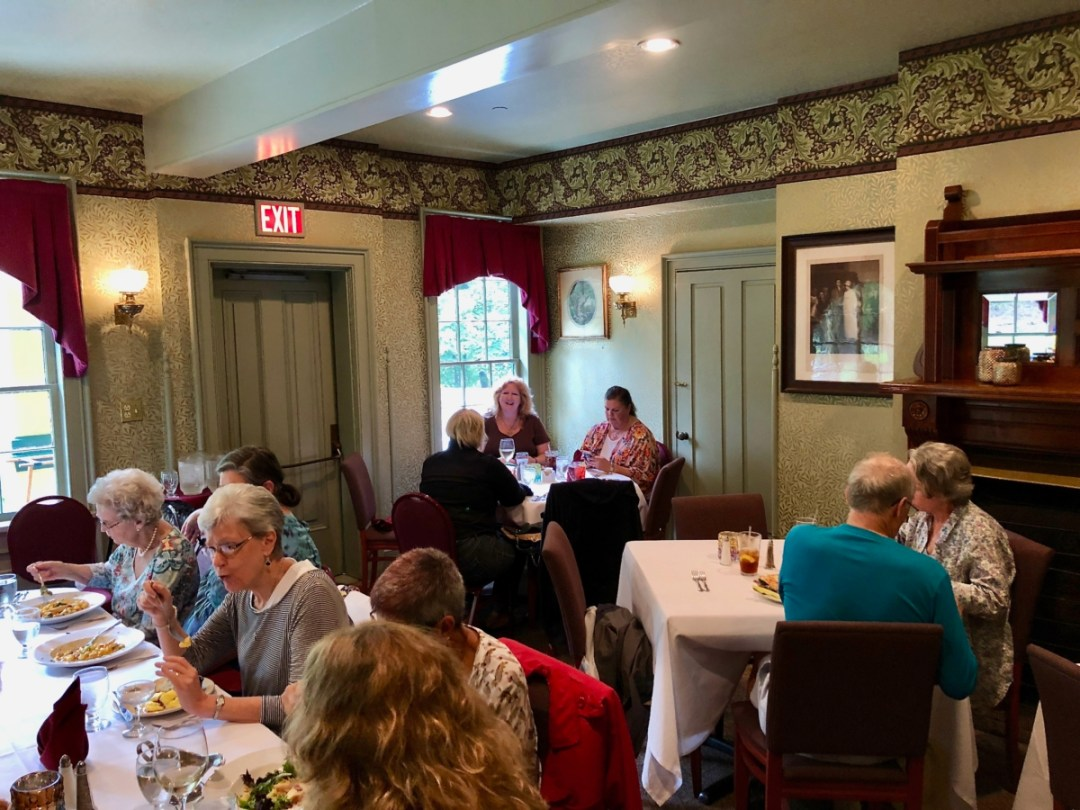 glen iris inn interior - Things to Do in Letchworth State Park