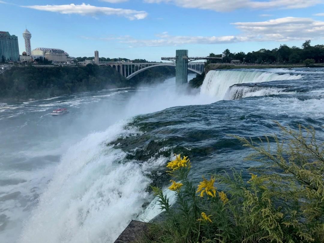 American Falls - 3 Awe-Inspiring Niagara Falls USA Attractions