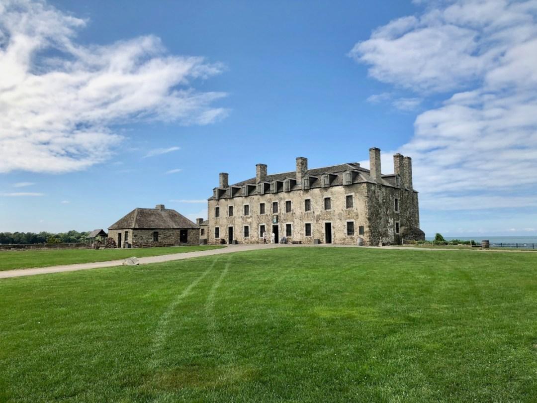 French castle - 3 Awe-Inspiring Niagara Falls USA Attractions