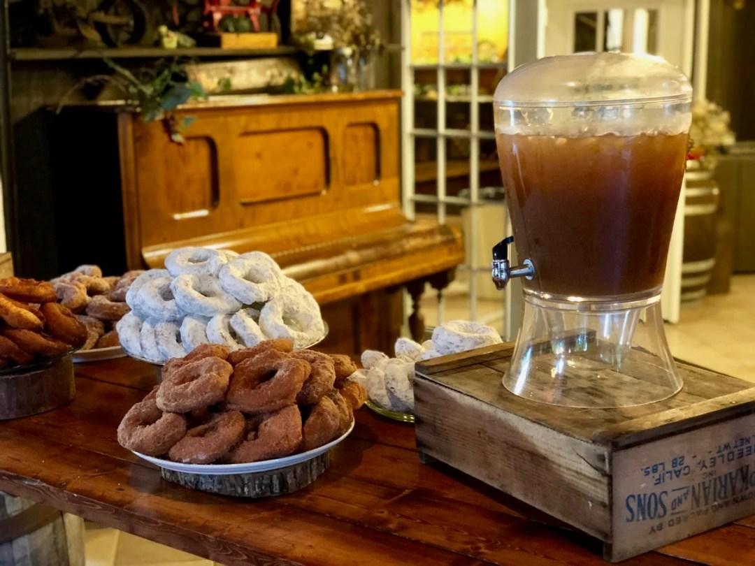 cider donuts - 3 Awe-Inspiring Niagara Falls USA Attractions