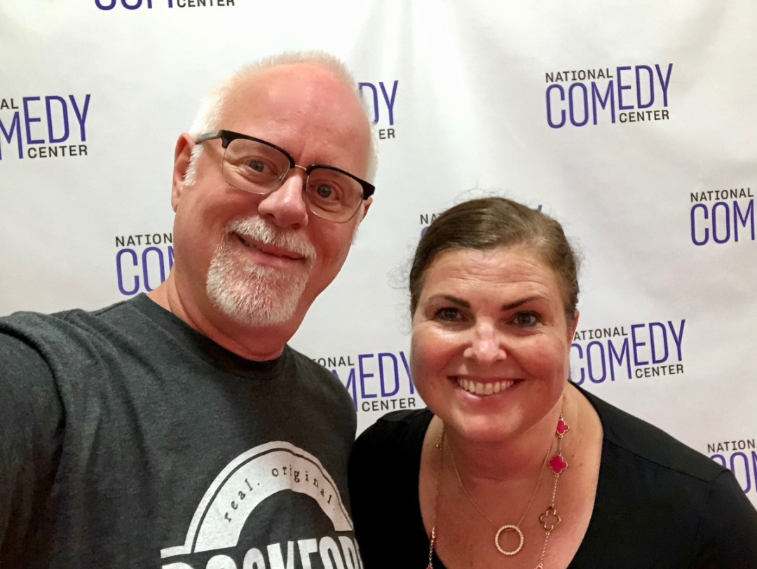 comedy center selfie - Find Fun and Laughter in Upstate New York