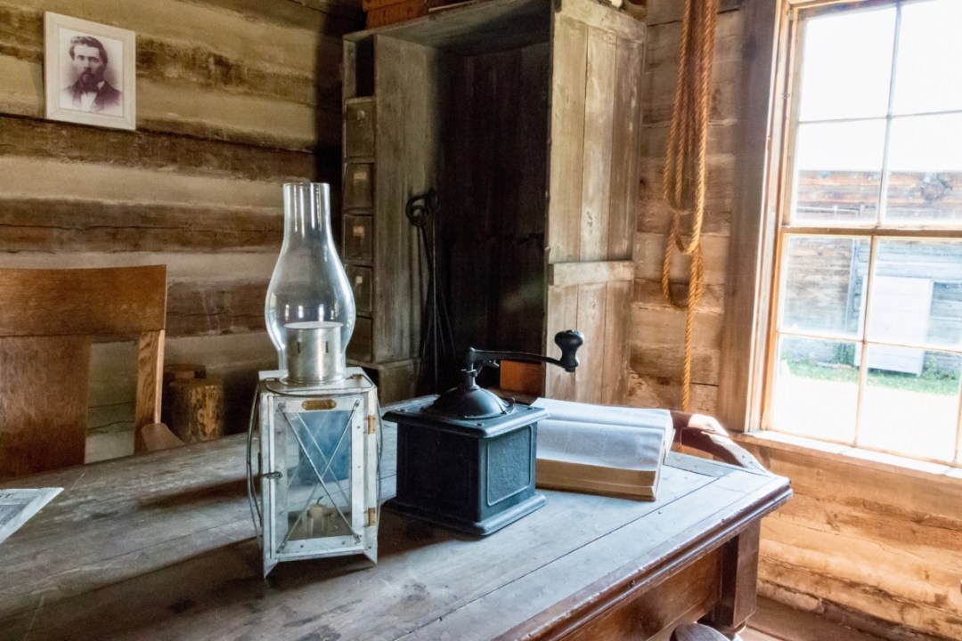 Nevada City Interior - Two Montana Ghost Towns Where the Old West Comes Alive