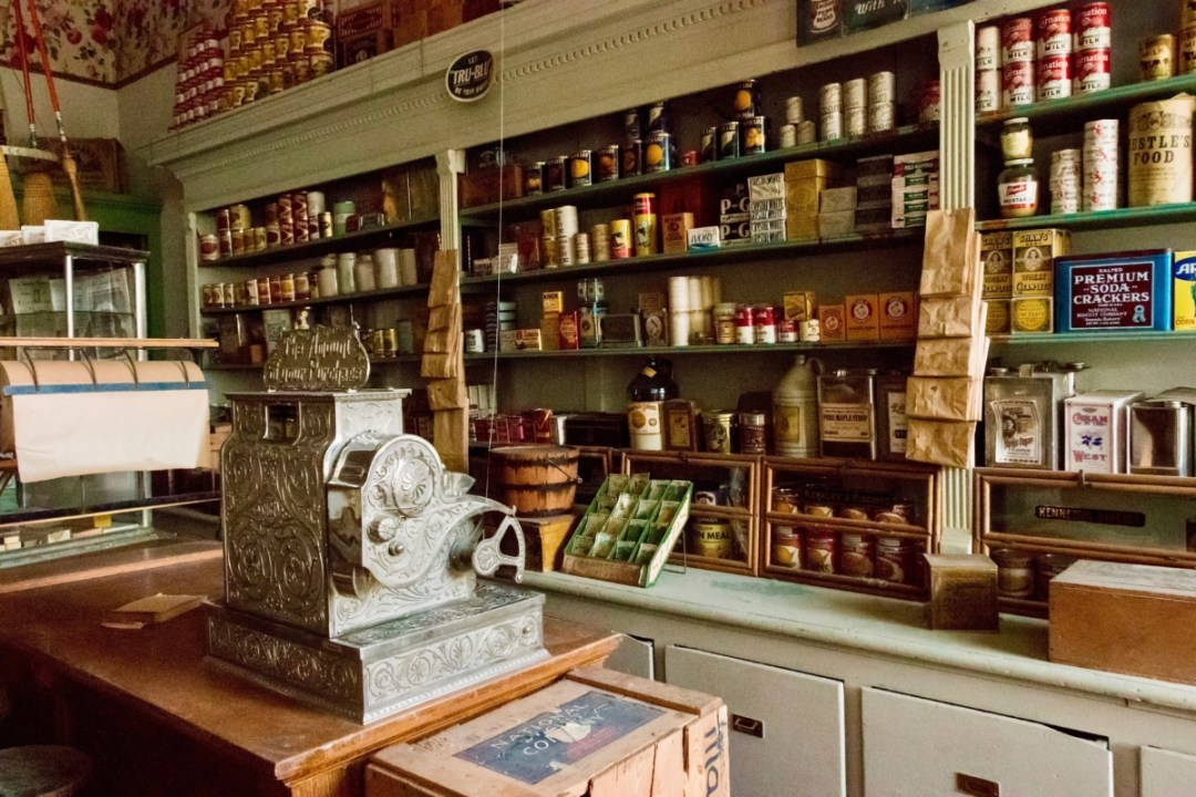 Virginia City Grocery - Two Montana Ghost Towns Where the Old West Comes Alive
