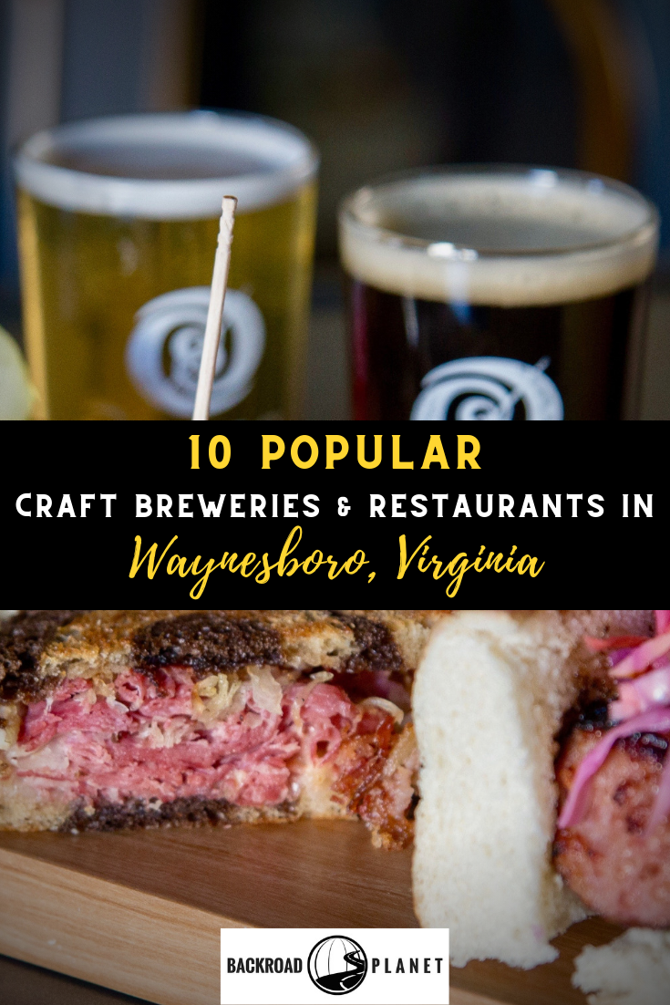 Restaurants in Waynesboro VA Pinterest - 10 Popular Craft Breweries & Restaurants in Waynesboro Virginia