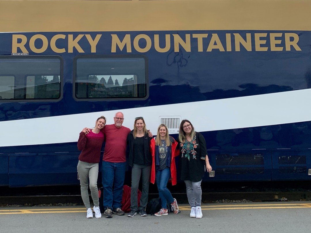Rocky Mountaineer Train Friends - All Aboard the Rocky Mountaineer! An Insider's Guide to Your Journey by Rail