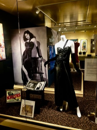 Ava Gardner Museum The Killers dress