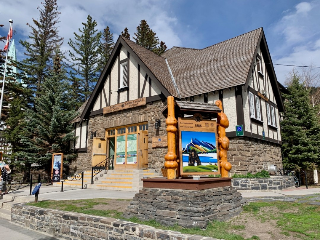Banff Visitor Centre - The Best Sites & Activities for a Town of Banff Adventure