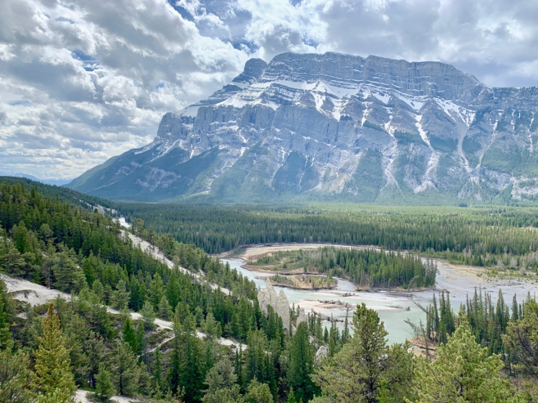 Mount Rundle Bow River Banff - The Best Sites & Activities for a Town of Banff Adventure