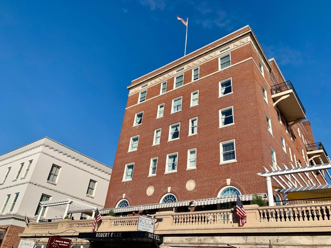 Robert E. Lee Hotel - Scenic & Historic Things to Do in Lexington, Virginia