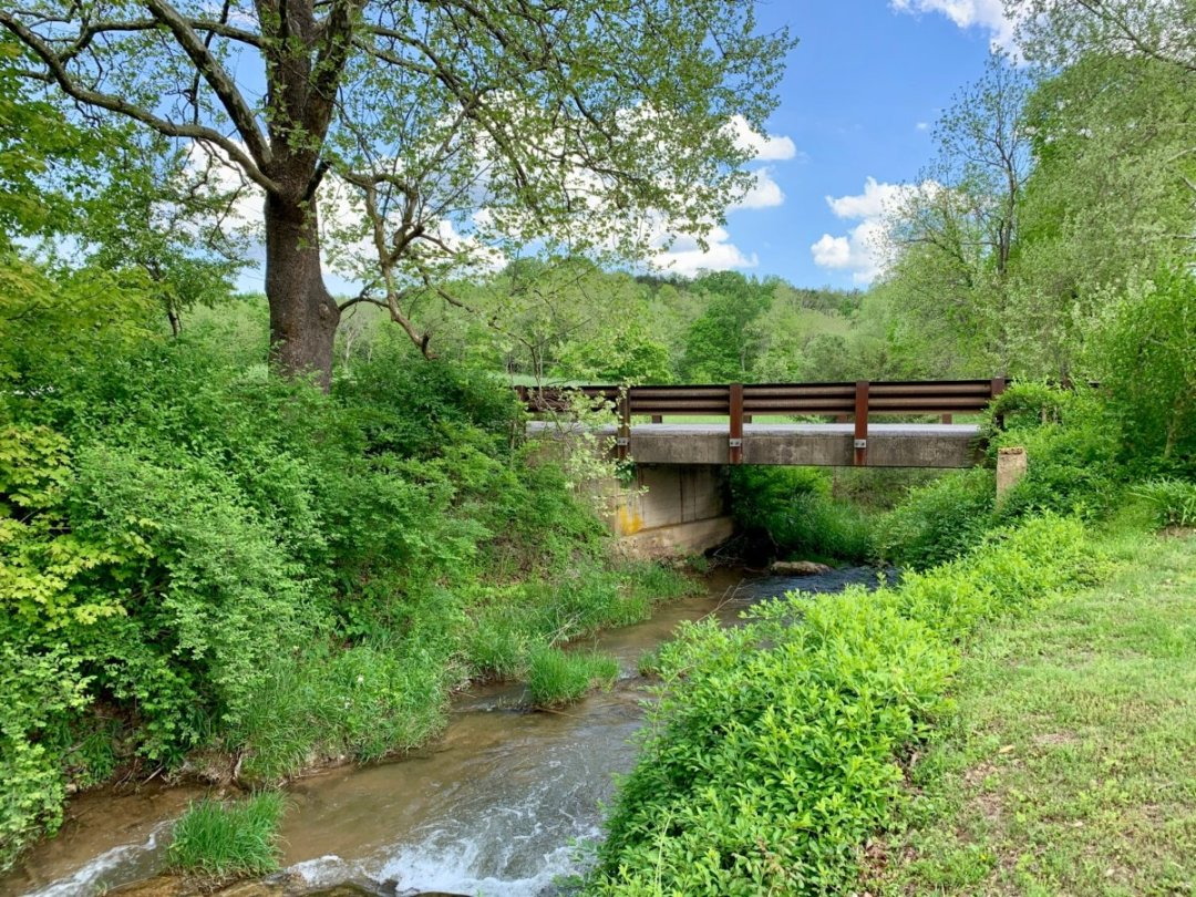 Wades Mill Bridge - Scenic & Historic Things to Do in Lexington, Virginia