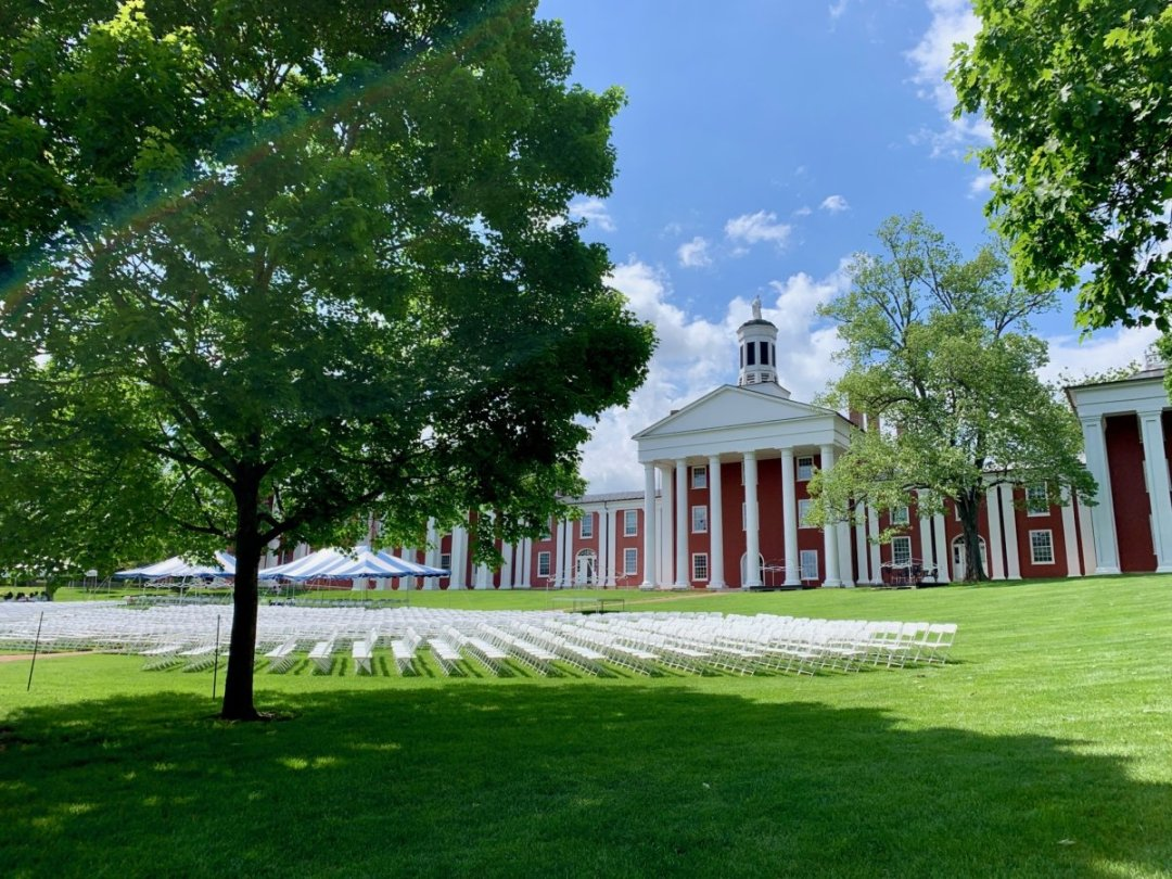 Washington Hall Lexington - Scenic & Historic Things to Do in Lexington, Virginia