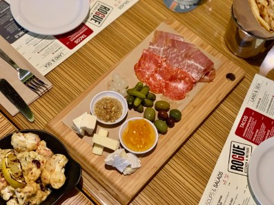 Charcuterie Board from Rogue Kitchen