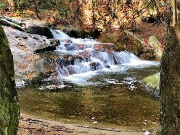 Waterfall on Mill Creek