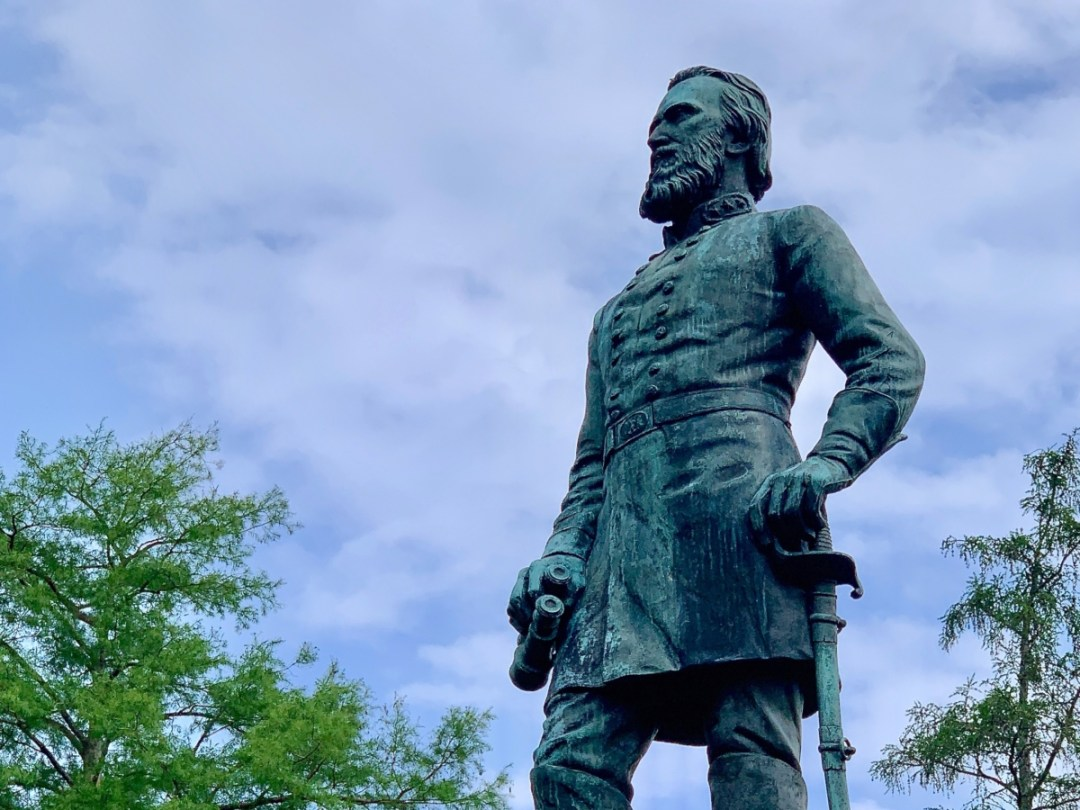 Stonewall Jackson Cemetery - Things to Do in the Shenandoah Valley of Virginia