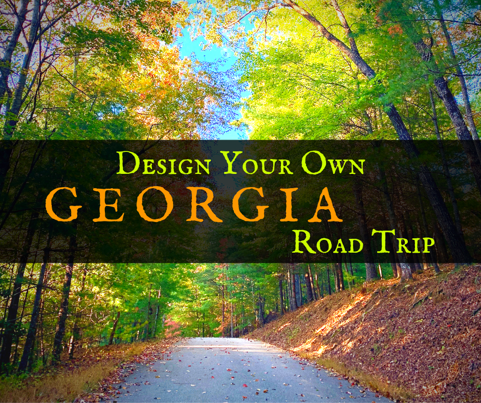 Georgia Road Trip Featured - Design Your Own Georgia Road Trip | USA