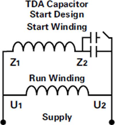 weg capacitor wiring weg wiring diagrams cars