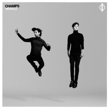 Album cover for VAMALA by CHAMPS