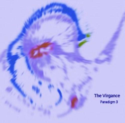 The Virgance - Paradigm (album cover_)