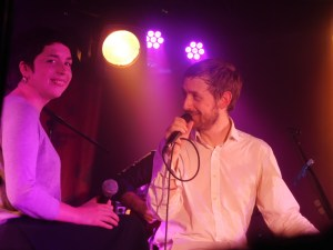 Neil Hannon and Lisa O'Neill