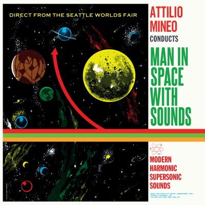 Man In Space With Sounds from Art Mineo