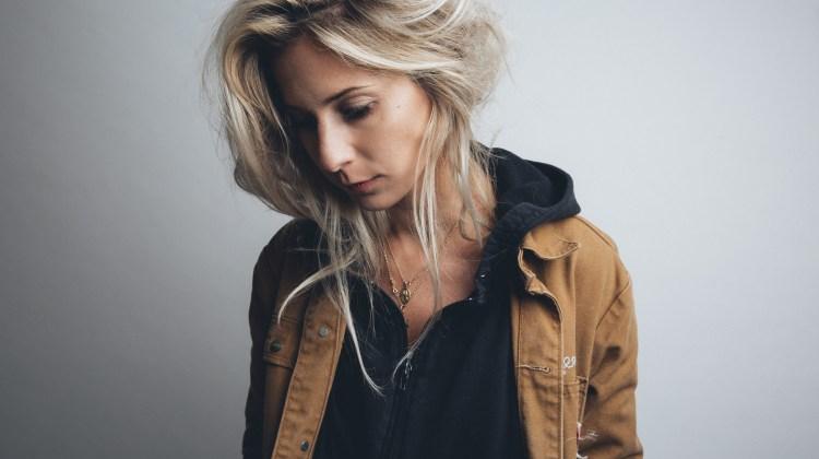 Promo image of Alicia Bognano of Bully for Running single