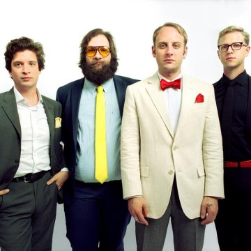 Deer Tick Band Shot